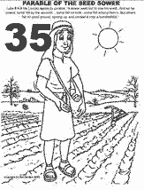 Parable of the Seed Sower