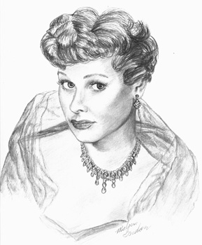 lucille ball coloring pages | Lucille Ball Coloring Pages Coloring Pages